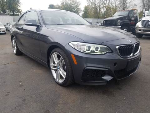 2016 BMW 2 Series for sale in Saddle Brook, NJ