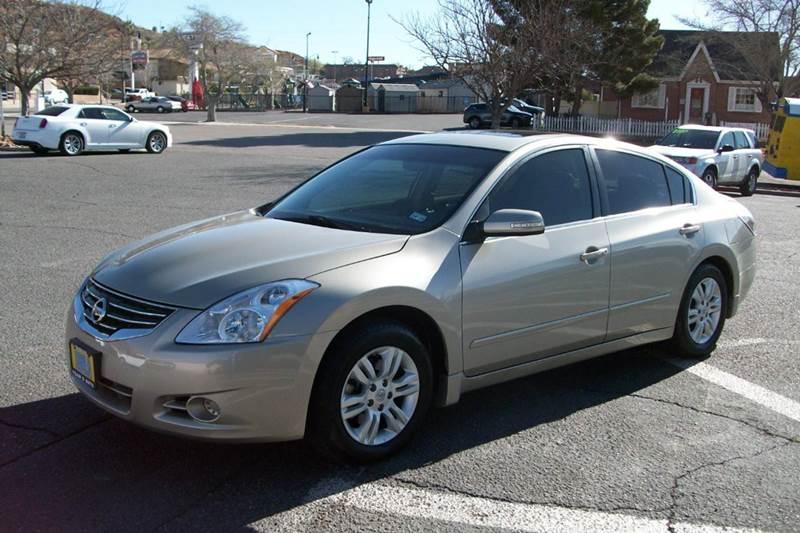 2010 Nissan Altima 2.5 SL 4dr Sedan   St George UT