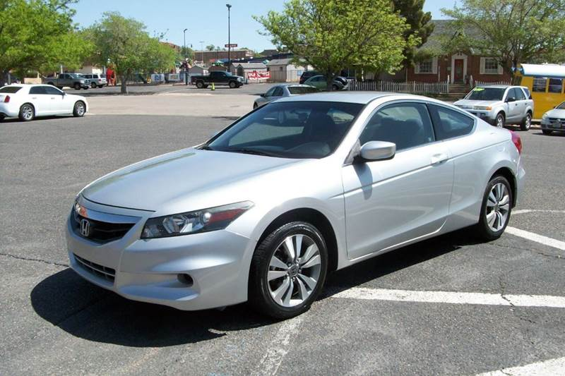 2012 Honda Accord LX S 2dr Coupe 5A   St George UT