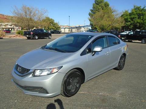 2013 Honda Civic for sale in St George, UT