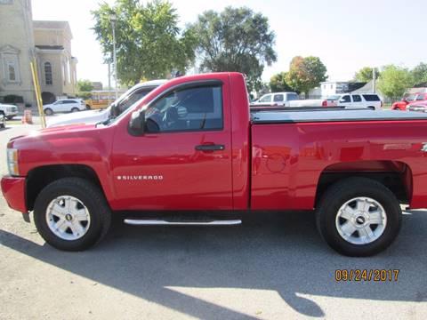 2007 Chevrolet Silverado 1500 for sale in Shelbyville, IN