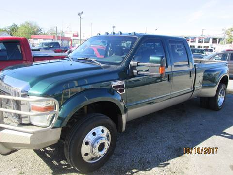 2008 Ford F-450 Super Duty for sale in Shelbyville, IN