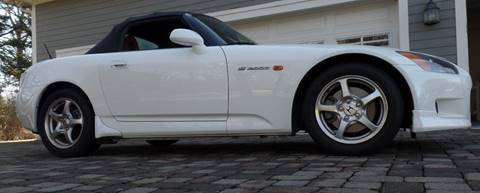 2000 Honda S2000 for sale in Shelbyville, IN