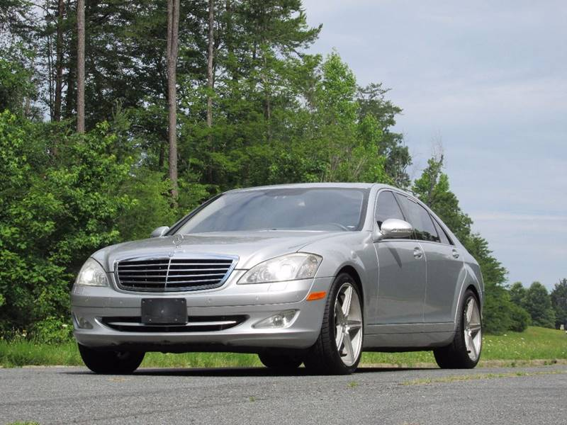2007 mercedes benz s class s 550 4matic awd 4dr sedan in charlotte nc. Cars Review. Best American Auto & Cars Review