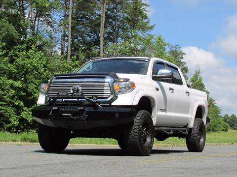 toyota tundra for sale in charlotte nc. Black Bedroom Furniture Sets. Home Design Ideas