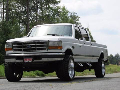 1997 Ford F-350 for sale at Furrst Class Cars LLC in Charlotte NC
