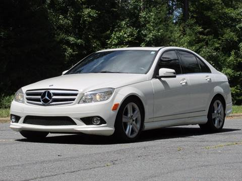 2010 Mercedes-Benz C-Class for sale in Charlotte, NC