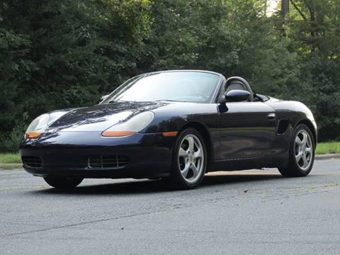2001 Porsche Boxster for sale in Charlotte, NC