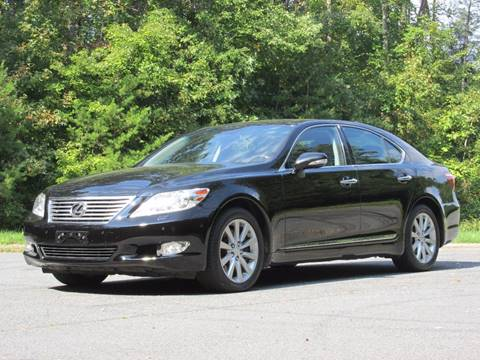 2010 Lexus LS 460 for sale in Charlotte, NC