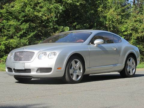2004 Bentley Continental GT for sale in Charlotte, NC