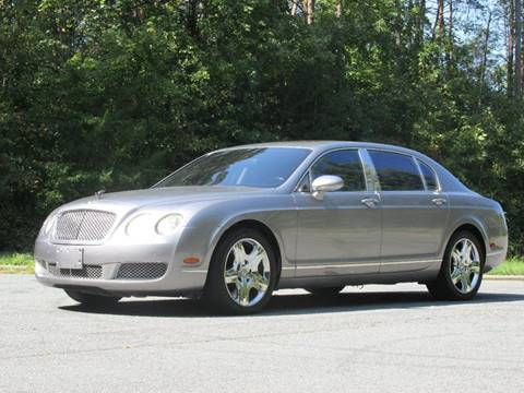 2006 Bentley Continental Flying Spur for sale in Charlotte, NC