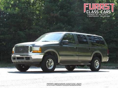 Ford Excursion For Sale In Charlotte Nc