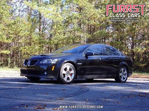 2008 Pontiac G8 for sale in Charlotte, NC