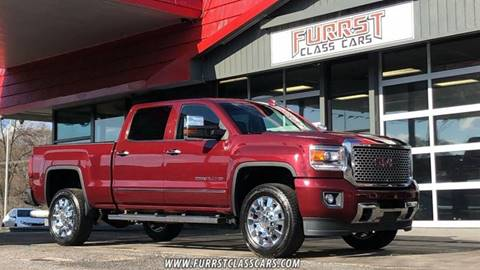 2015 GMC Sierra 2500HD for sale in Charlotte, NC