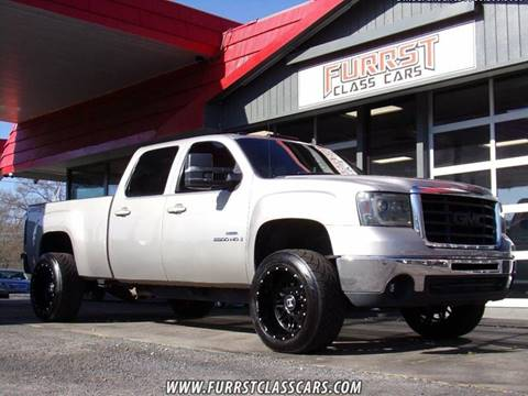 2009 GMC Sierra 2500HD for sale in Charlotte, NC