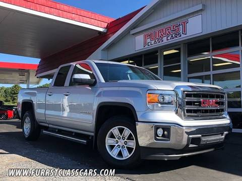 GMC For Sale in Charlotte, NC - Furrst Class Cars LLC
