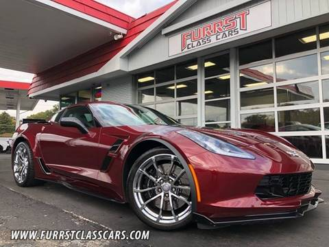 2017 Chevrolet Corvette for sale at Furrst Class Cars LLC  - Independence Blvd. in Charlotte NC