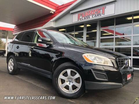 2012 Volvo XC60 for sale at Furrst Class Cars LLC in Charlotte NC
