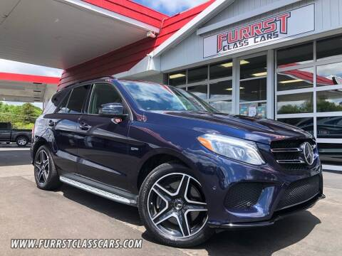 2018 Mercedes-Benz GLE for sale at Furrst Class Cars LLC in Charlotte NC