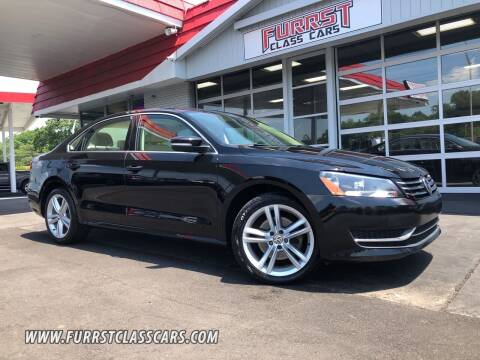 2015 Volkswagen Passat for sale at Furrst Class Cars LLC  - Independence Blvd. in Charlotte NC