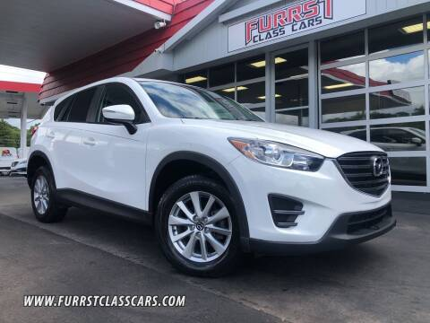 2016 Mazda CX-5 for sale at Furrst Class Cars LLC  - Independence Blvd. in Charlotte NC