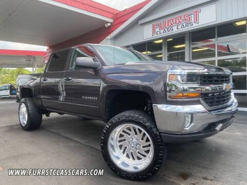 2016 Chevrolet Silverado 1500 for sale at Furrst Class Cars LLC  - Independence Blvd. in Charlotte NC