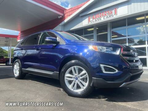 2016 Ford Edge for sale at Furrst Class Cars LLC  - Independence Blvd. in Charlotte NC