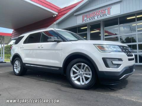 2017 Ford Explorer for sale at Furrst Class Cars LLC  - Independence Blvd. in Charlotte NC