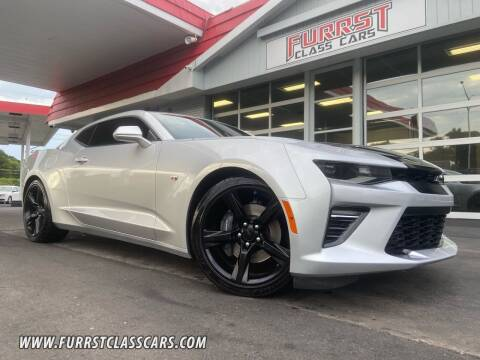 2018 Chevrolet Camaro for sale at Furrst Class Cars LLC  - Independence Blvd. in Charlotte NC