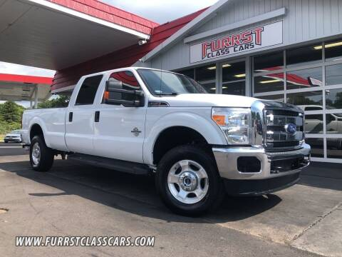 2015 Ford F-250 Super Duty for sale at Furrst Class Cars LLC  - Independence Blvd. in Charlotte NC