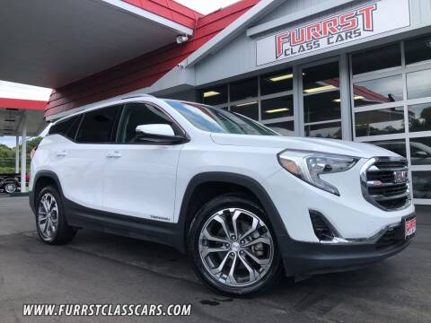 2018 GMC Terrain for sale at Furrst Class Cars LLC  - Independence Blvd. in Charlotte NC