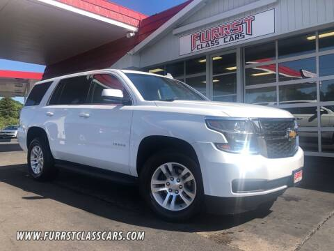 2019 Chevrolet Tahoe for sale at Furrst Class Cars LLC in Charlotte NC