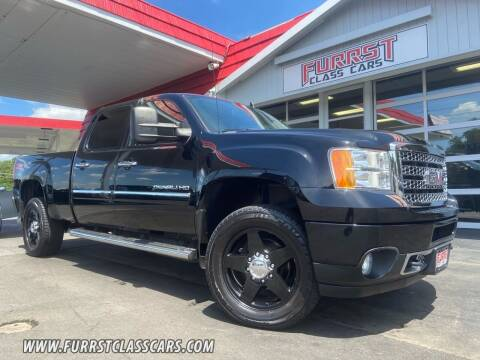 2014 GMC Sierra 3500HD for sale at Furrst Class Cars LLC  - Independence Blvd. in Charlotte NC