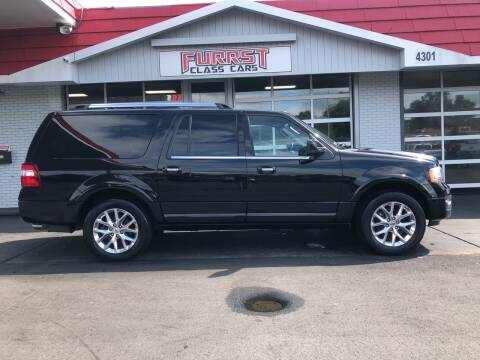 2017 Ford Expedition EL for sale at Furrst Class Cars LLC  - Independence Blvd. in Charlotte NC