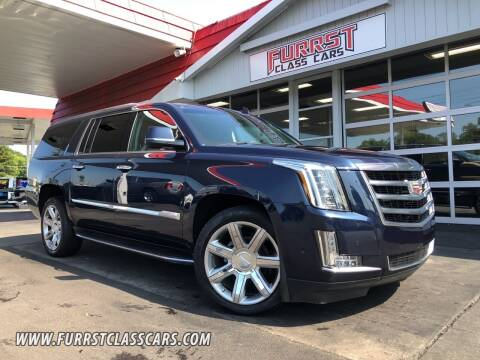 2017 Cadillac Escalade ESV for sale at Furrst Class Cars LLC in Charlotte NC