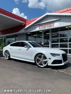 2016 Audi RS 7 for sale at Furrst Class Cars LLC  - Independence Blvd. in Charlotte NC