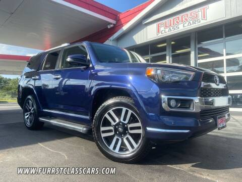 2015 Toyota 4Runner for sale at Furrst Class Cars LLC  - Independence Blvd. in Charlotte NC
