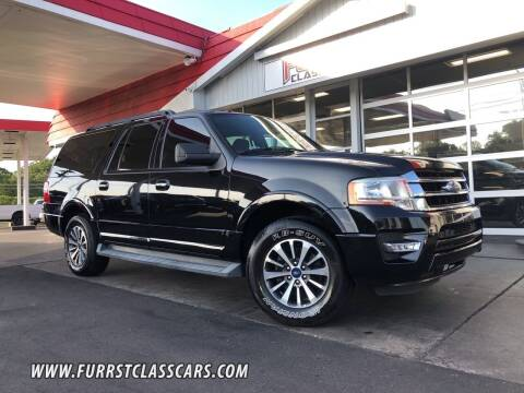 2016 Ford Expedition EL for sale at Furrst Class Cars LLC in Charlotte NC