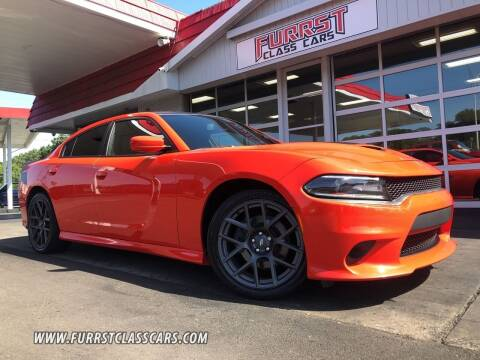 2018 Dodge Charger for sale at Furrst Class Cars LLC  - Independence Blvd. in Charlotte NC
