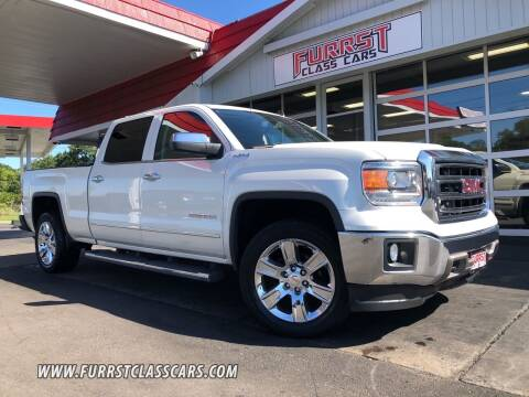 2014 GMC Sierra 1500 for sale at Furrst Class Cars LLC  - Independence Blvd. in Charlotte NC