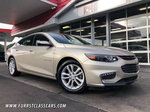 2016 Chevrolet Malibu for sale at Furrst Class Cars LLC in Charlotte NC