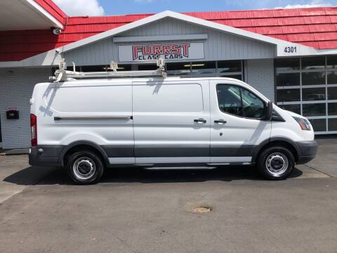 2016 Ford Transit Cargo for sale at Furrst Class Cars LLC  - Independence Blvd. in Charlotte NC
