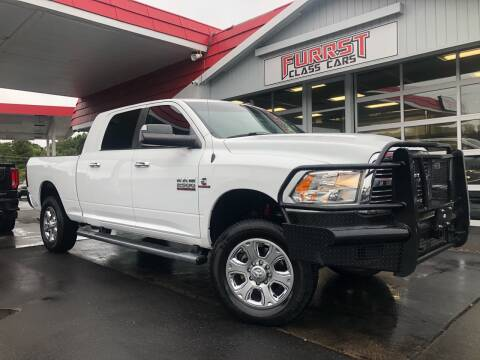 2015 RAM Ram Pickup 2500 for sale at Furrst Class Cars LLC in Charlotte NC