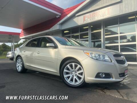 2013 Chevrolet Malibu for sale at Furrst Class Cars LLC in Charlotte NC