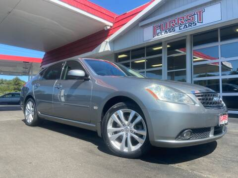 2007 Infiniti M35 for sale at Furrst Class Cars LLC  - Independence Blvd. in Charlotte NC