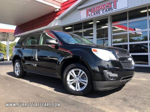 2013 Chevrolet Equinox for sale at Furrst Class Cars LLC  - Independence Blvd. in Charlotte NC