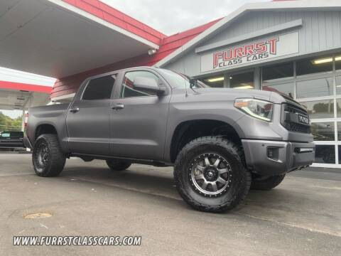 2017 Toyota Tundra for sale at Furrst Class Cars LLC in Charlotte NC