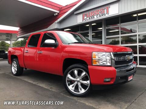 2011 Chevrolet Silverado 1500 for sale at Furrst Class Cars LLC in Charlotte NC