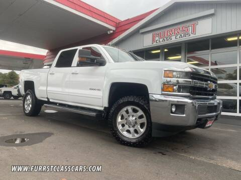 2018 Chevrolet Silverado 2500HD for sale at Furrst Class Cars LLC  - Independence Blvd. in Charlotte NC