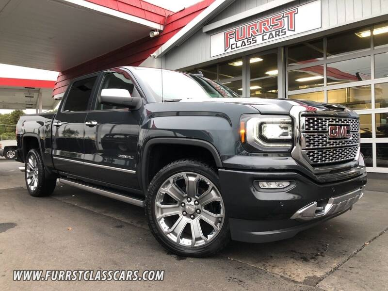 2017 GMC Sierra 1500 for sale at Furrst Class Cars LLC  - Independence Blvd. in Charlotte NC